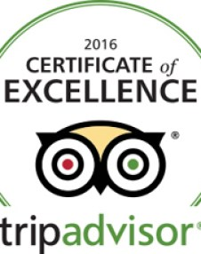 Seal River Heritage Lodge 2016 Certificate of Excellence TripAdvisor
