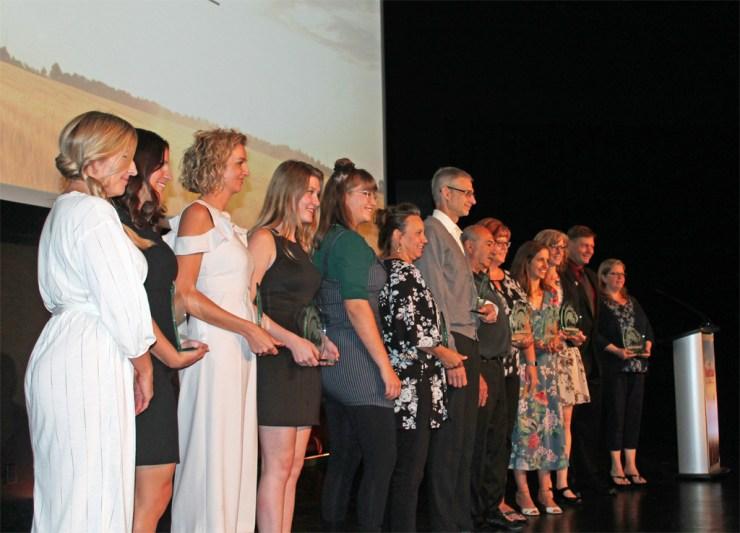 2018 Travel Manitoba Tourism Award winners. Congratulations!