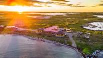sunset-churchill-wild-seal-river-heritage-lodge-michael-poliza