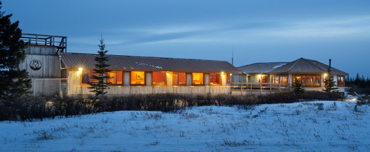 Churchill Wild's Nanuk Polar Bear Lodge is a proud member of National Geographic Unique Lodges of the World. 2019 Sustainable Impact Report. Page 42.
