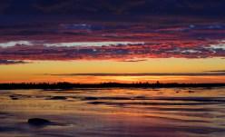 sunset-churchill-wild-nanuk-polar-bear-lodge-charles-glatzer