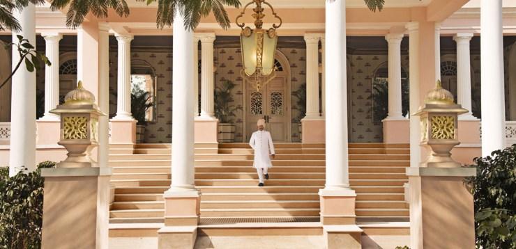 SUJÁN Rajmahal Palace in Jaipur