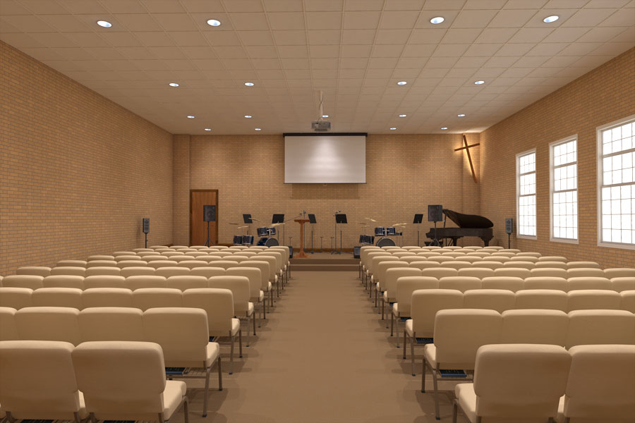 Z Church Interiors Inc