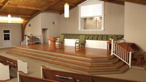 Church Carpet Floor Covering, Hardwood Tile Flooring