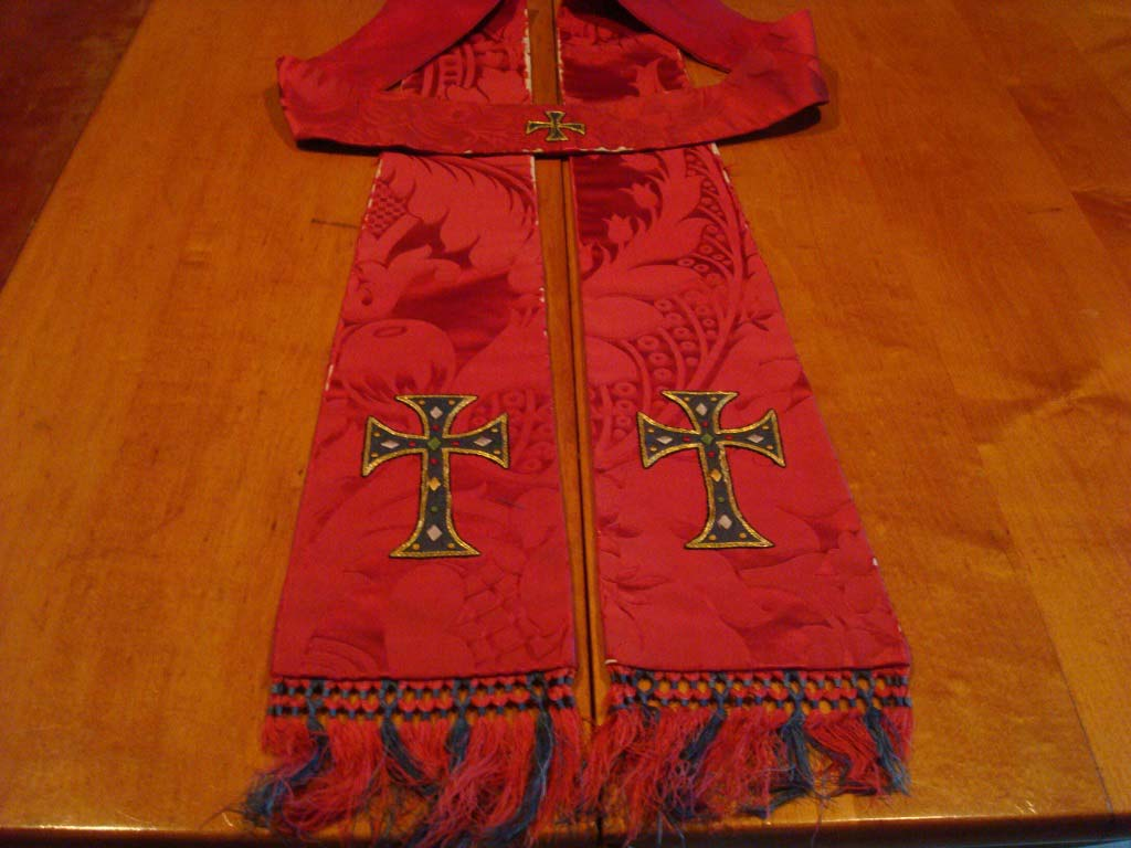 Antique stole