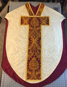 White Chasuble Front 11-13-15