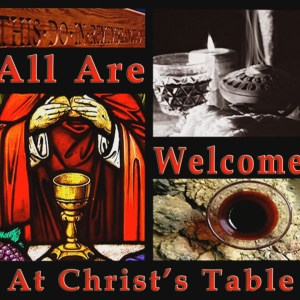 All are welcome shorter version Christian Animated Still A professional animated intro that's stops on a still image without continuous movements