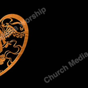 Angel of Love Wood black Christian Worship Background. High quality worship images for use to spread the Gospel and enhance the worship experience.