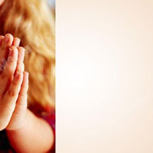 Child praying V2 Christian Worship Background. High quality worship images for use to spread the Gospel and enhance the worship experience.