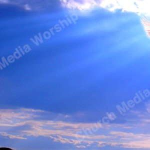Holy Spirit flying home Christian Worship Background. High quality worship images for use to spread the Gospel and enhance the worship experience.