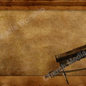 I am the Way Papyrus Christian Worship Background. High quality worship images for use to spread the Gospel and enhance the worship experience.