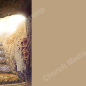 Inside the tomb Tan Christian Worship Background. High quality worship images for use to spread the Gospel and enhance the worship experience.