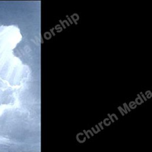 Jesus Resurrection painting Black Christian Worship Background. High quality worship images for use to spread the Gospel and enhance the worship experience.