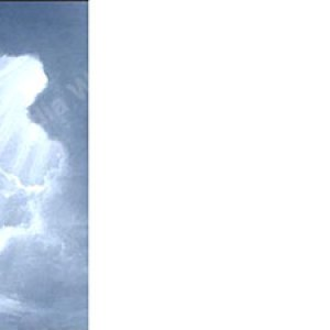 Jesus Resurrection painting White Christian Worship Background. High quality worship images for use to spread the Gospel and enhance the worship experience.