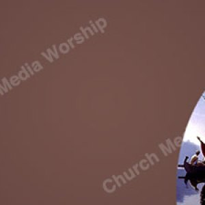 Peace be still deep earthtone Christian Worship Background. High quality worship images for use to spread the Gospel and enhance the worship experience.
