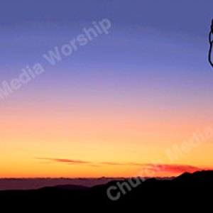 Pray up to Heaven V2 Christian Worship Background. High quality worship images for use to spread the Gospel and enhance the worship experience.