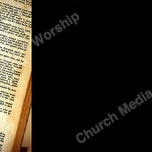 Scripture 2nd Peter Black Christian Worship Background. High quality worship images for use to spread the Gospel and enhance the worship experience.