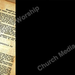 Scripture 2nd Timothy Black Christian Worship Background. High quality worship images for use to spread the Gospel and enhance the worship experience.