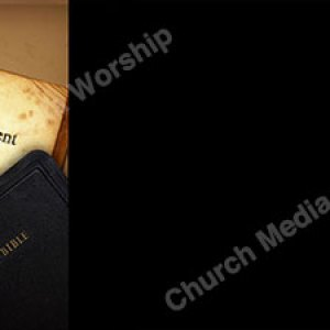 Scripture New Testament Black Christian Worship Background. High quality worship images for use to spread the Gospel and enhance the worship experience.