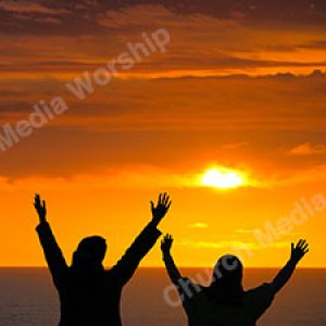 Woman in worship Christian Worship Background. High quality worship images for use to spread the Gospel and enhance the worship experience.