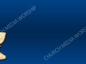 Chalice Symbol Deep Blue Christian Background Images HD