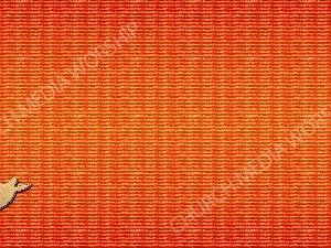 Dove Symbol - Orange Christian Background Images HD