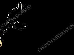 Golden Note - Black Christian Background Images HD