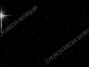 The North Star of Christ Christian Background Christian Worship Background. High quality worship images for use to spread the Gospel and enhance the worship experience.