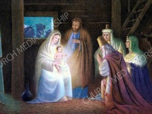 Nativity V2 Christian Worship Image. High quality worship images for use to spread the Gospel and enhance the worship experience.