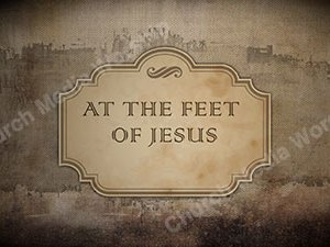 At The Feet of Jesus Singalong Christian Video HD. With perfectly timed Lyrics. Easy to follow and sing Video and Audio to enhance the Worship experience.