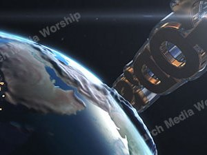 Gods Love over the earth Version 2 Christian Video Clip Use as a standalone or added as a clip to make a themed Christian video. Enhance the Worship experience.