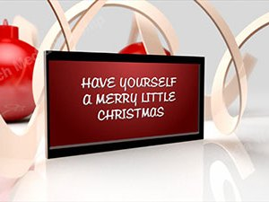 Have Yourself a merry little Christmas Singalong Christian Video HD. With perfectly timed Lyrics. Easy to follow and sing Video and Audio to enhance the Worship experience.