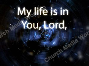 My Life is in You Lord Singalong Christian Video HD. With perfectly timed Lyrics. Easy to follow and sing Video and Audio to enhance the Worship experience.