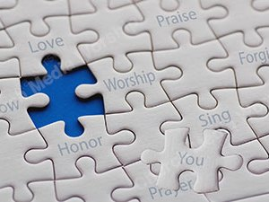 You Are the Missing Piece Spark Christian Video Clip Use as a standalone or added as a clip to make a themed Christian video. Enhance the Worship.