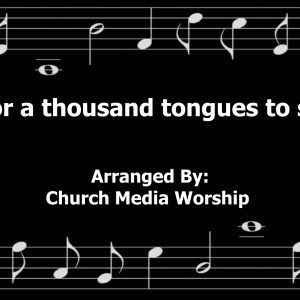 O for a Thousand Tongues to Sing Singalong Christian Video HD With perfectly timed Lyrics. Easy to follow and sing Video & Audio to enhance the Worship