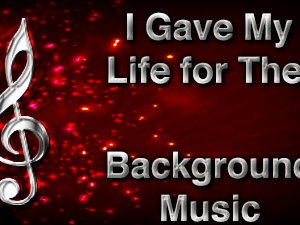 I Gave My Life for Thee Christian Background Music with multi verse tracks and versions. Enhance your worship experience Services or prayer meetings.