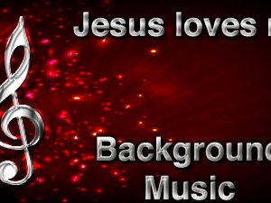 Jesus loves me Christian Background Music with multi verse tracks and versions. Enhance your worship experience Services or prayer meetings.