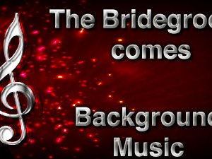 The Bridegroom comes Christian Background Music with multi verse tracks and versions. Enhance your worship experience Services or prayer meetings.