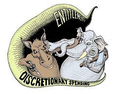 scalpel_or_axe_budget_fight_dem_rep_donkey_elephant.jpg
