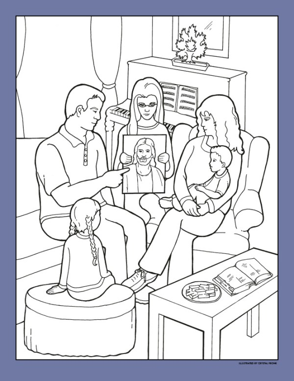 primary coloring pages # 2