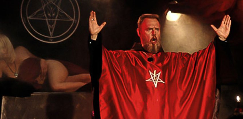 6606 High Mass Ritual Officiated by Magus Peter H. Gilmore