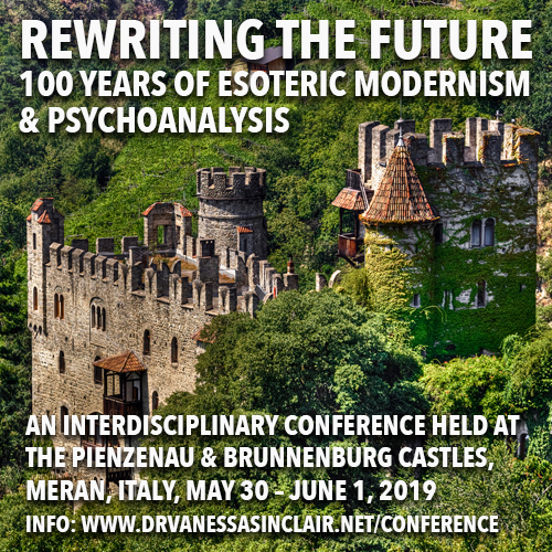 Re-writing the Future: 100 Years of Esoteric Modernism & Psychoanalysis Conference