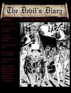 The Devil's Diary XXXI