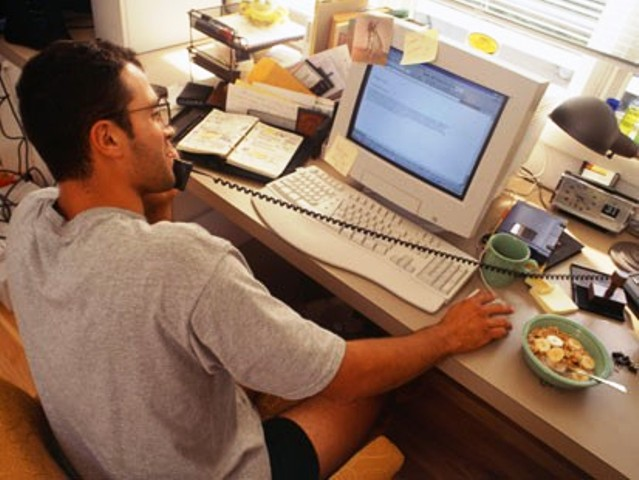 Tips for Church Planters (and others) New to Working From Home