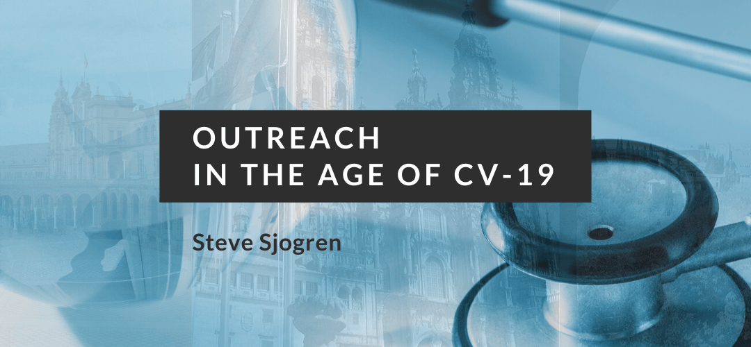 Outreach In The Age of CV-19