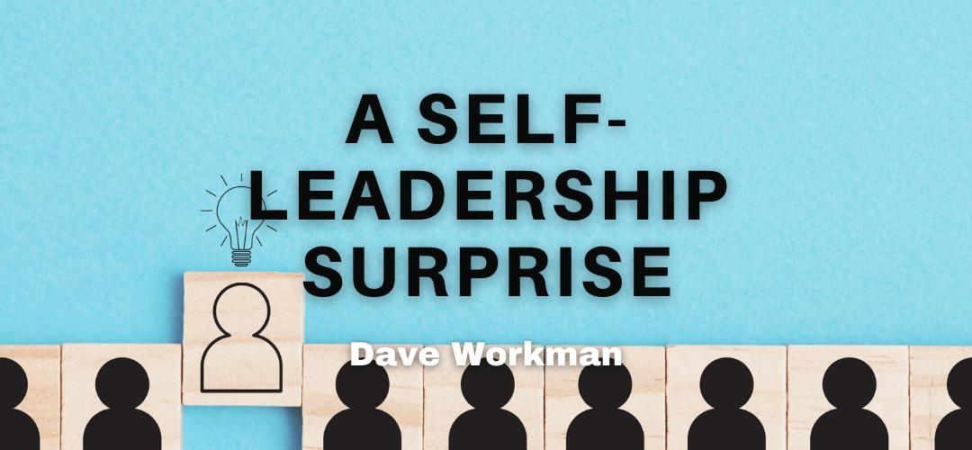 A Self-Leadership Surprise