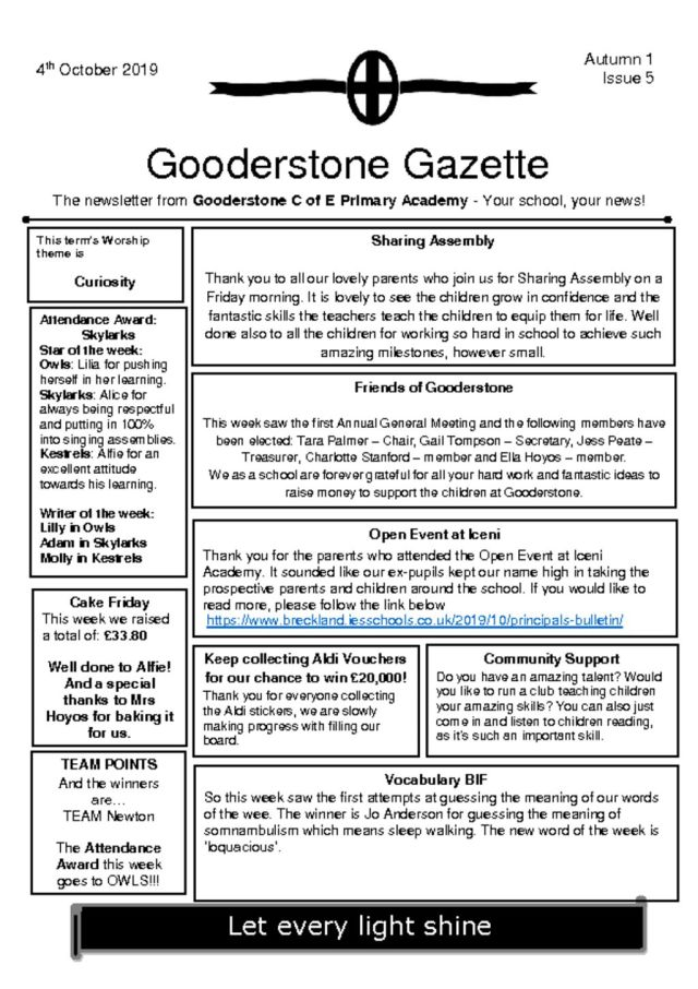 thumbnail of Gooderstone Gazette Aut1.5 (1)