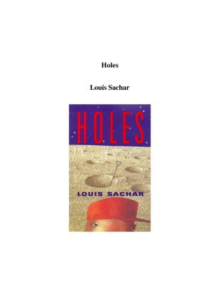 thumbnail of Holes By Louis Sachar