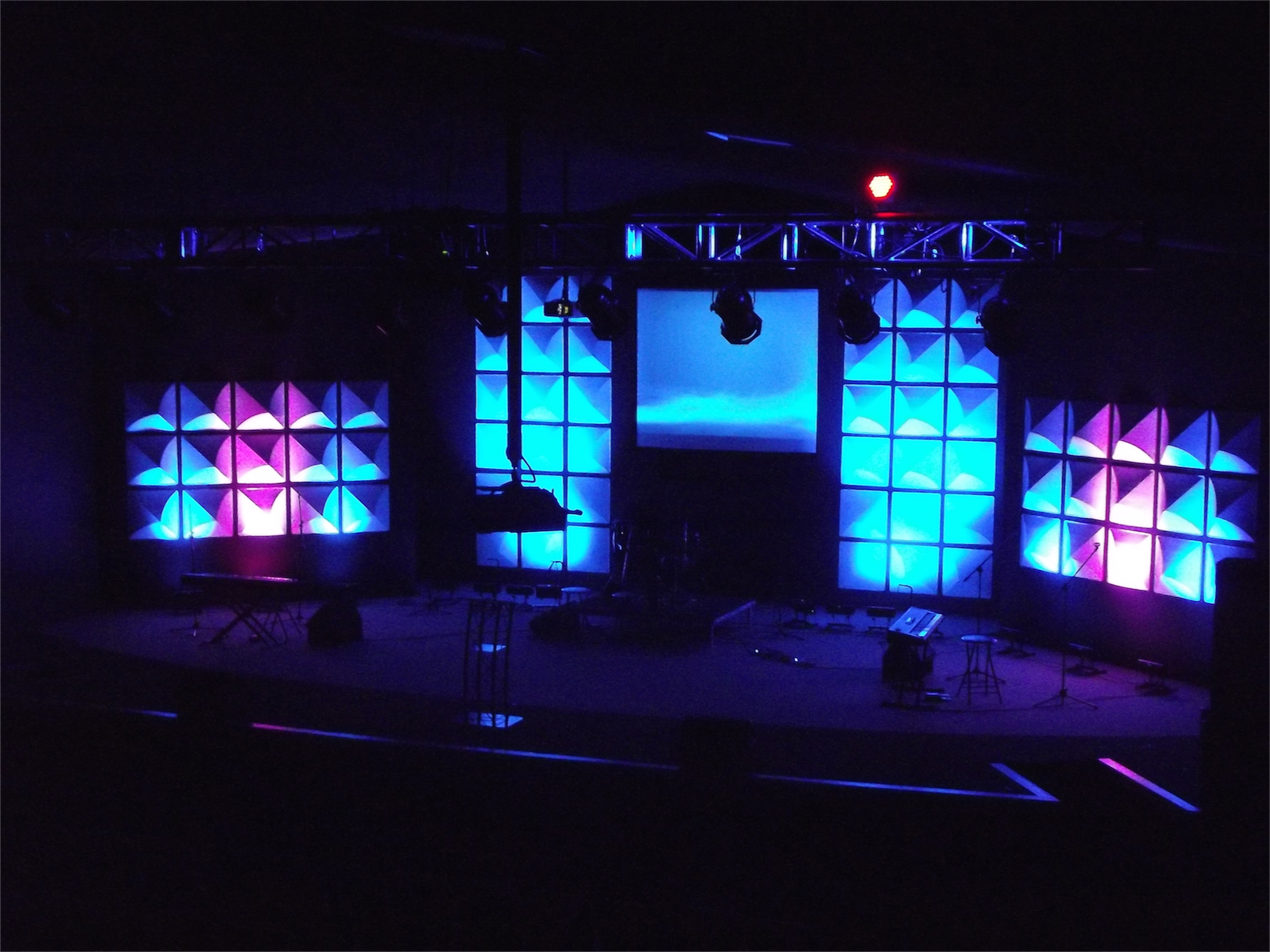 Church Led Lighting Packages