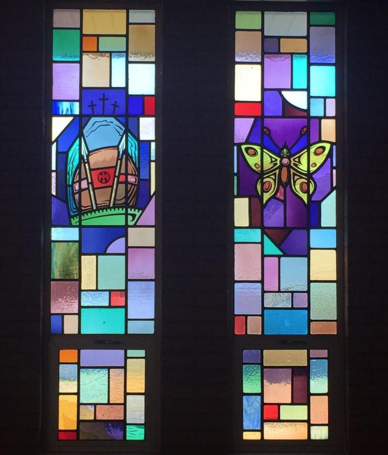 Albuquerque stained glass repair
